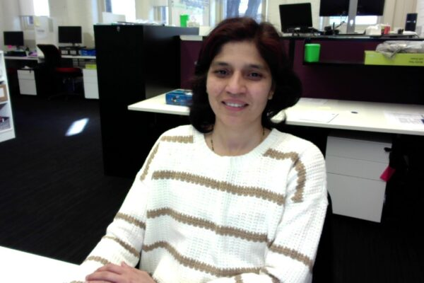 Radhika Vijay Mogarkar joins CIC as Web Applications Developer