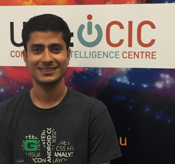 CIC welcomes Endeavour Research Fellow Bikalpa Neupane