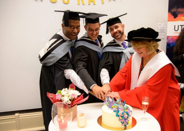 UTS:CIC celebrates its first MDSI graduates
